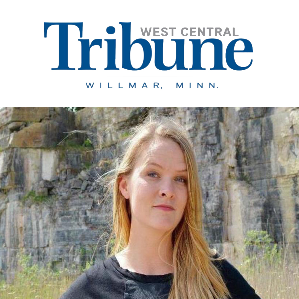 Great Swedish Adventure begins and features woman with Willmar roots