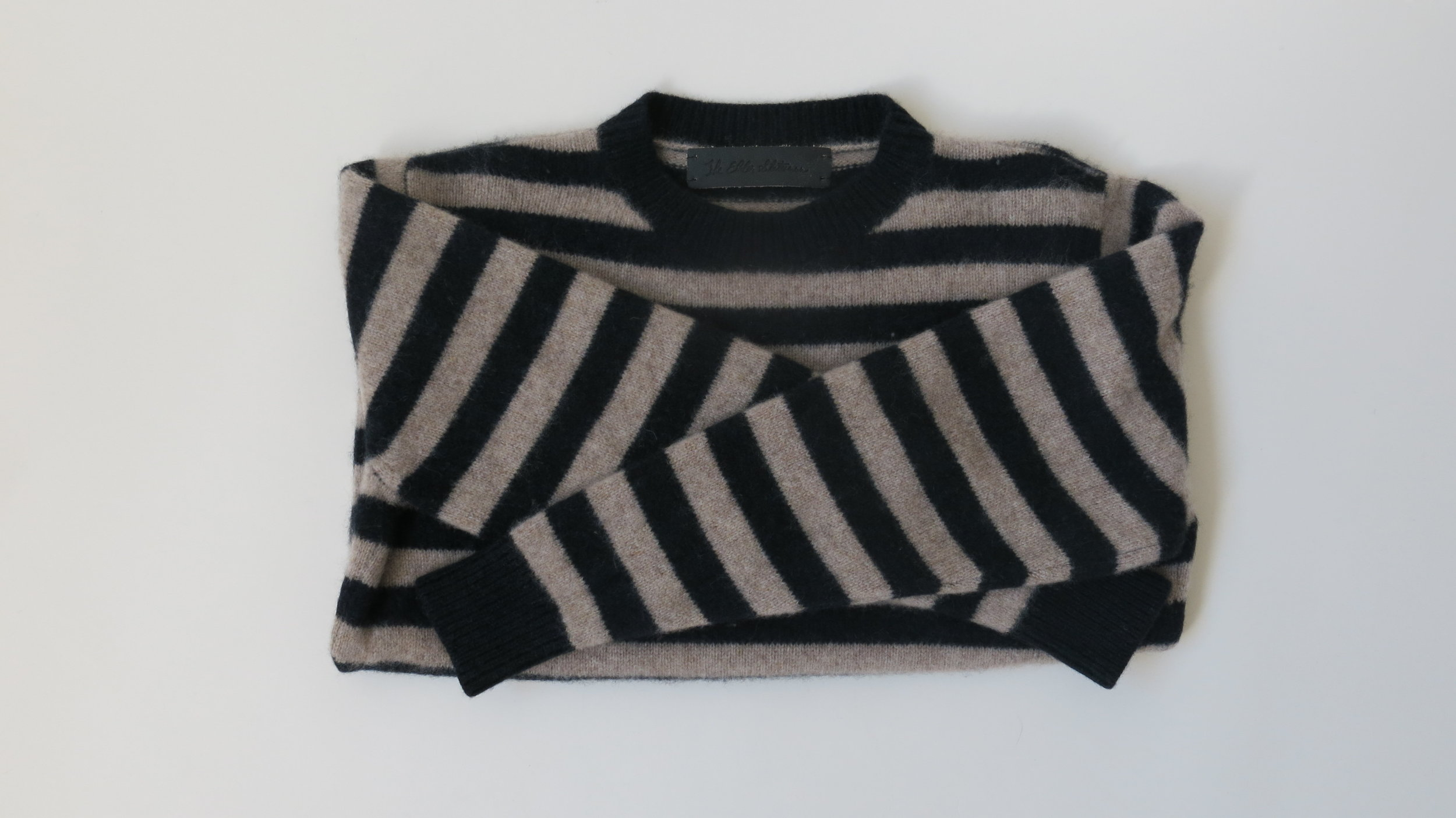 The Elder Statesman  is a mastermind of Cashmere goodies. Everything in his West Hollywood store is to die for, and I was lucky enough to find this gem wrapped up for me under the tree. It's an investment piece, but will offer up years of super soft gorgeousness. Similar Style  here