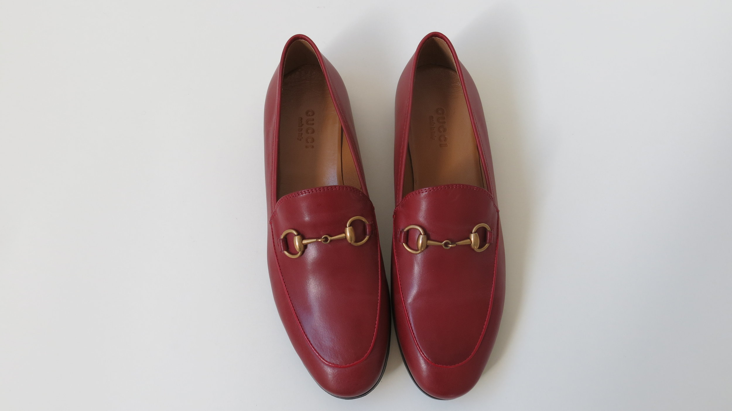 I am so happy that Red is making a comeback, especially when it's in the form of a  classic loafer . These go with everything, and I will be wearing them in the winter with cozy sweaters. When the winter months are waning, I will be pairing them with summer dresses. Loving these all year long!