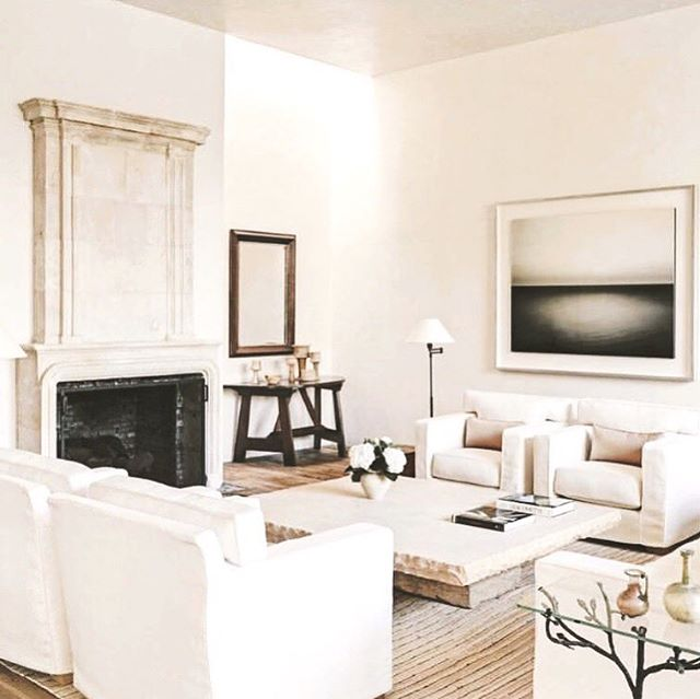 I think #goals will do. Also, there are some incredible fireplaces on @1stdibs right now if anyone needs a little mid-day inspiration. Thank you for this #masterpiece #atelieram