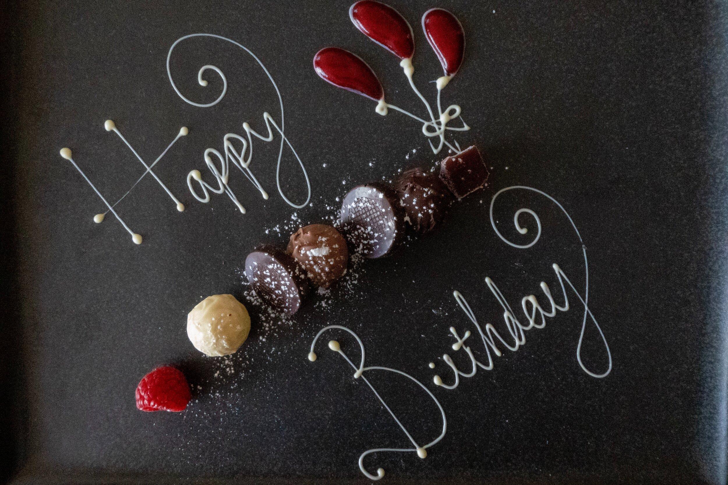 Happy Birthday in Venice Beach
