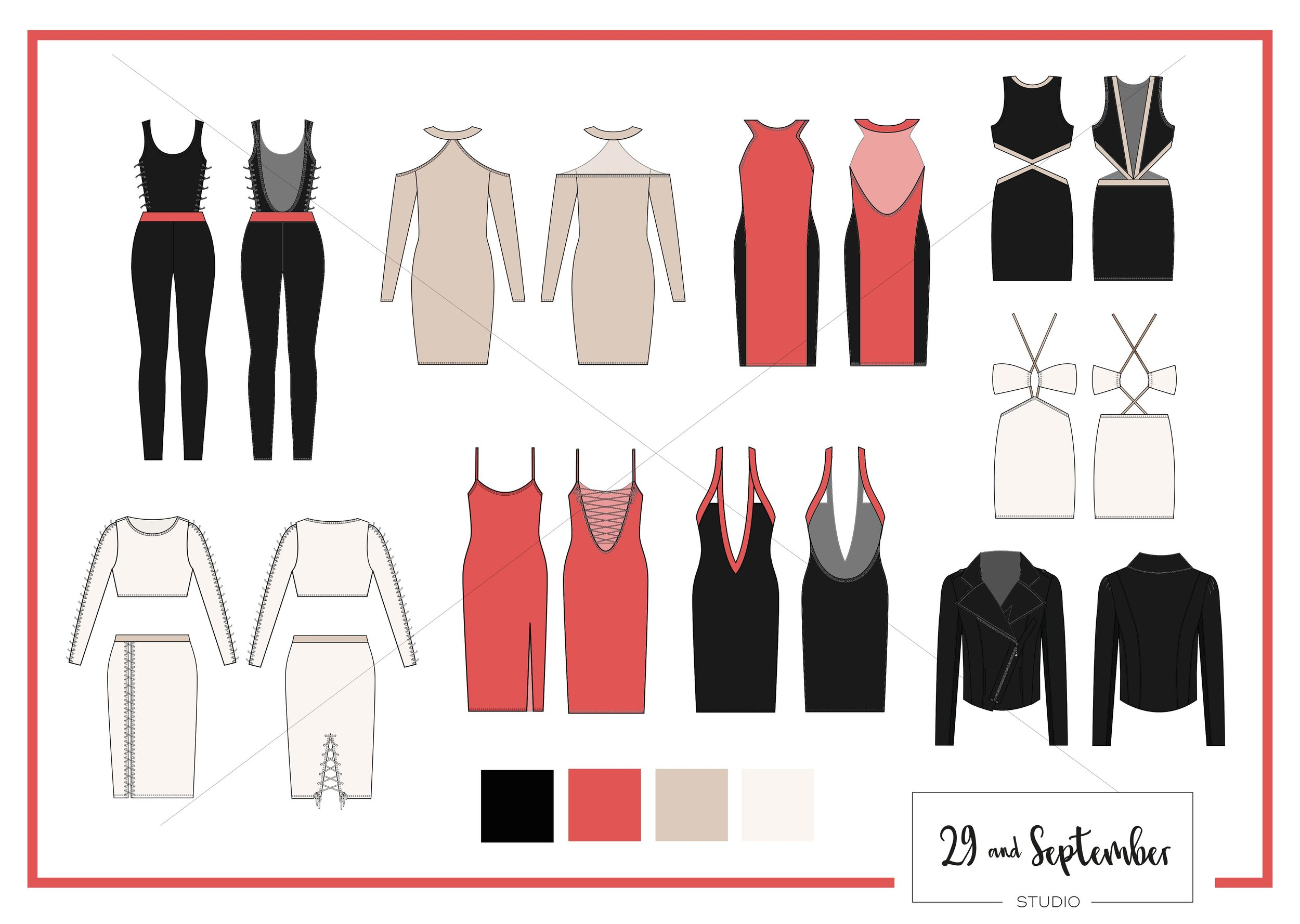 What is a technical drawing CAD and why do I need one for my fashion range