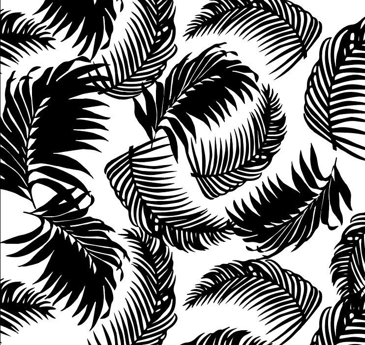How a print is created for fashion trends