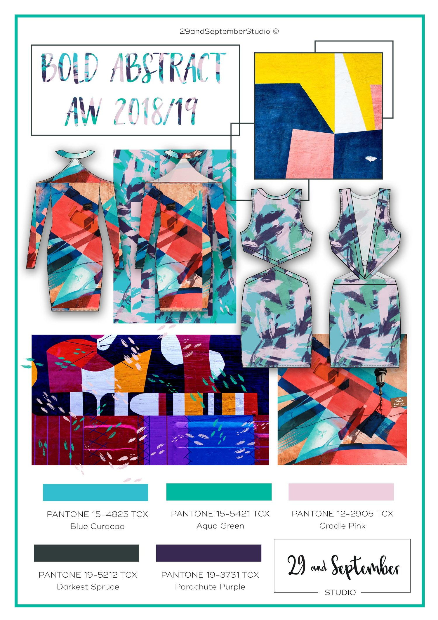A/W 20/20 fashion trends; Bold Abstract — The Fashion Business Coach