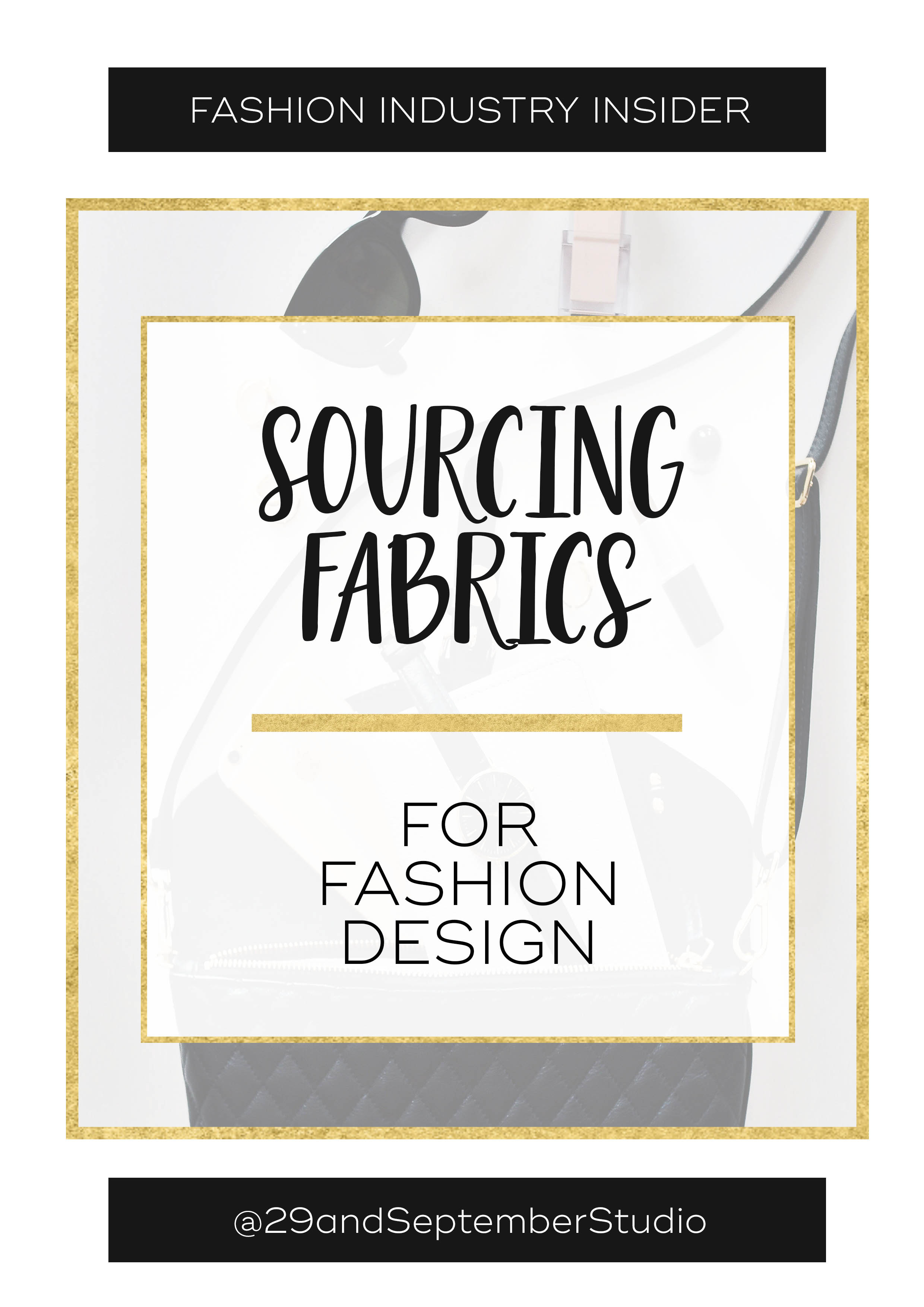 Sourcing fabrics for Fashion | What fabrics do I need for my fashion line | How to start a fashion business