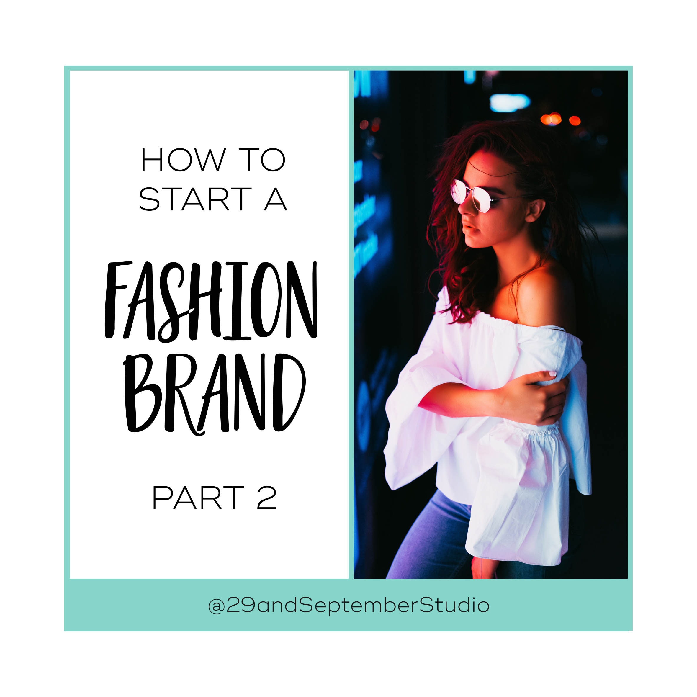 How to start a fashion brand