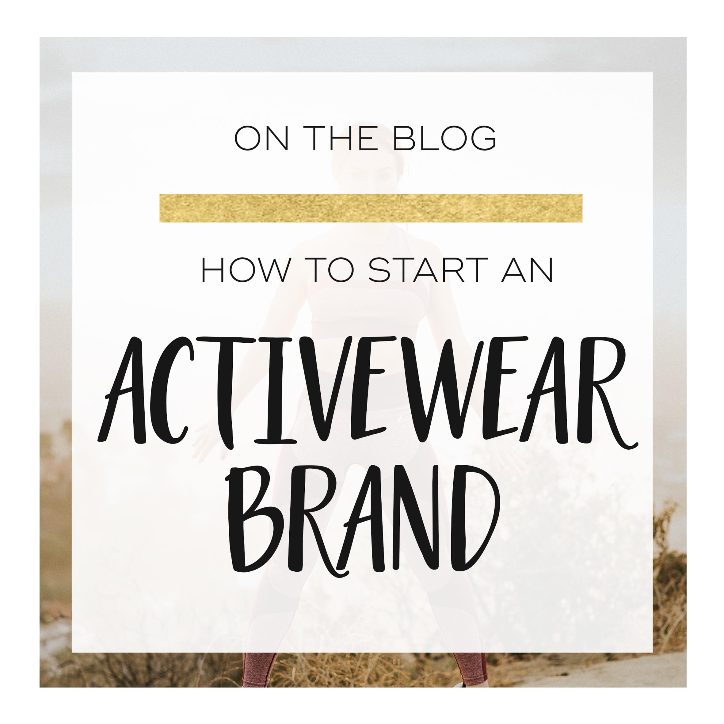 Start an Activewear Brand