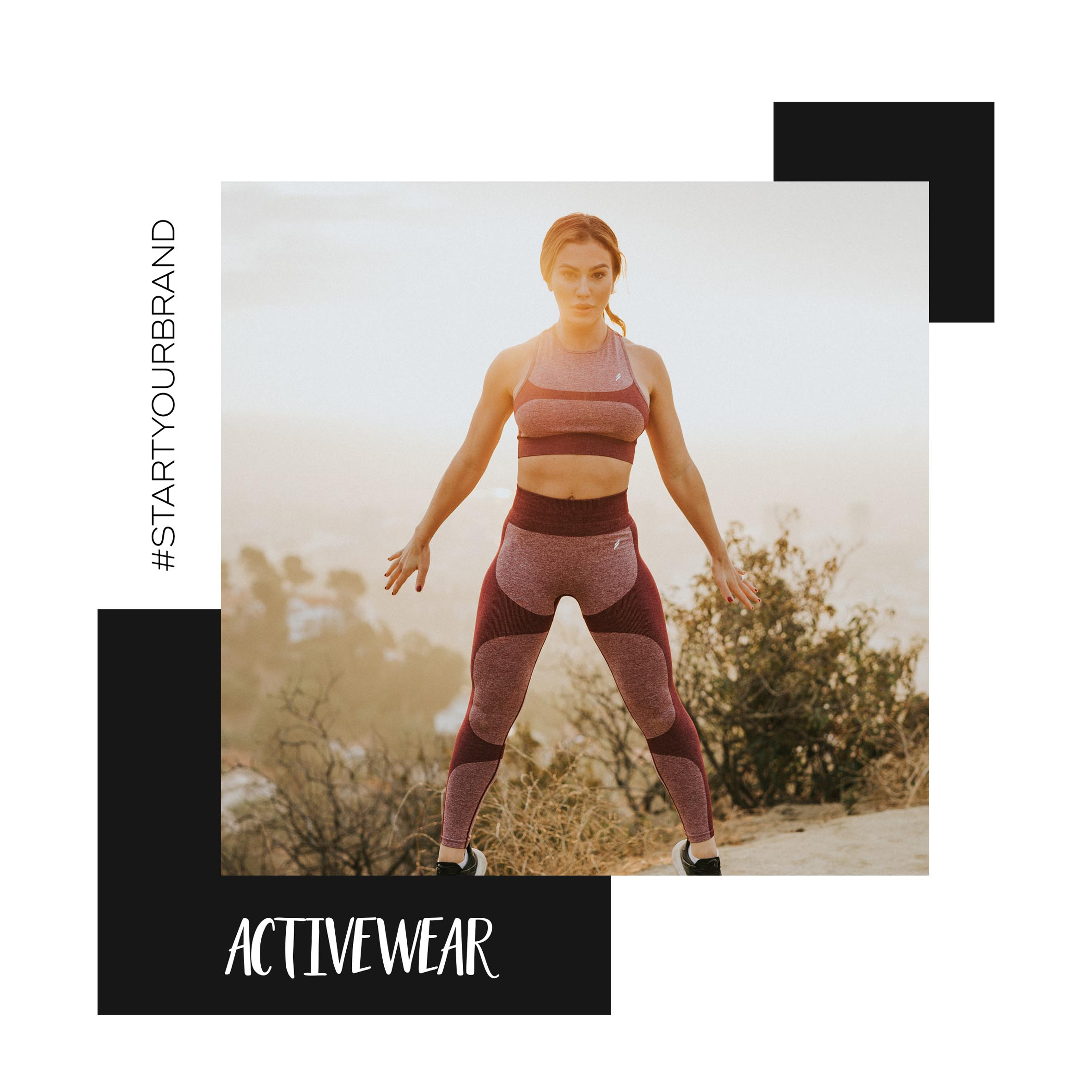 Start an activewear line