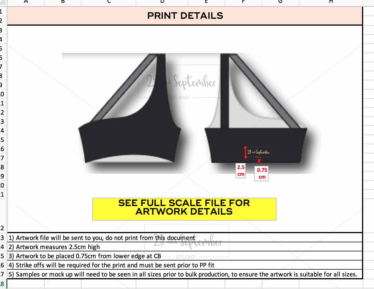 How to Use a Tech Pack for Fashion Manufacture