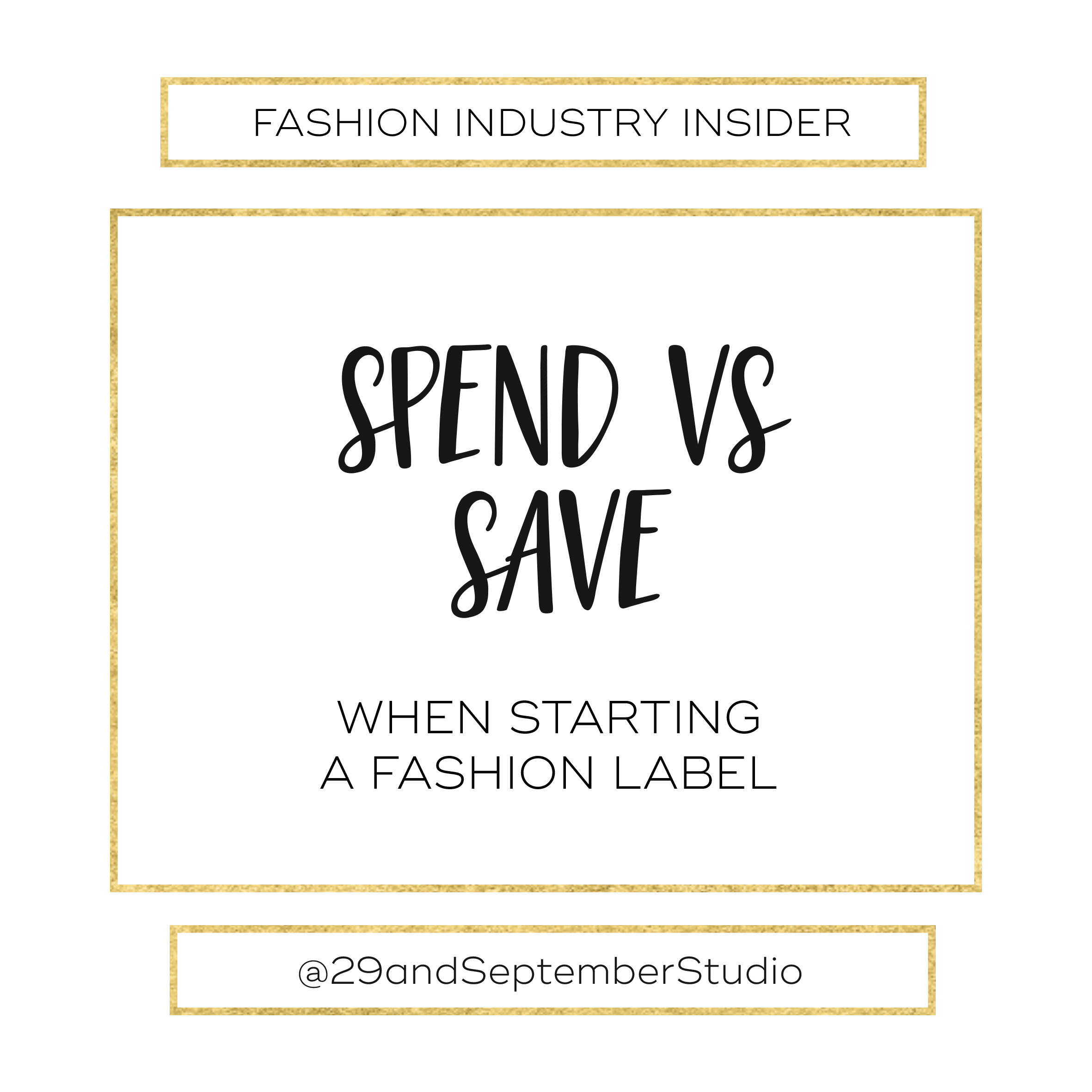 Spend Vs Save