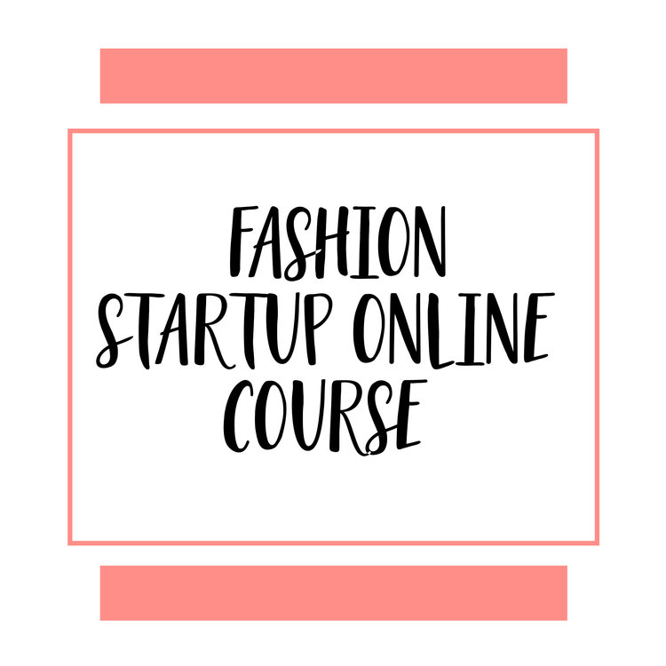 Online Fashion Course