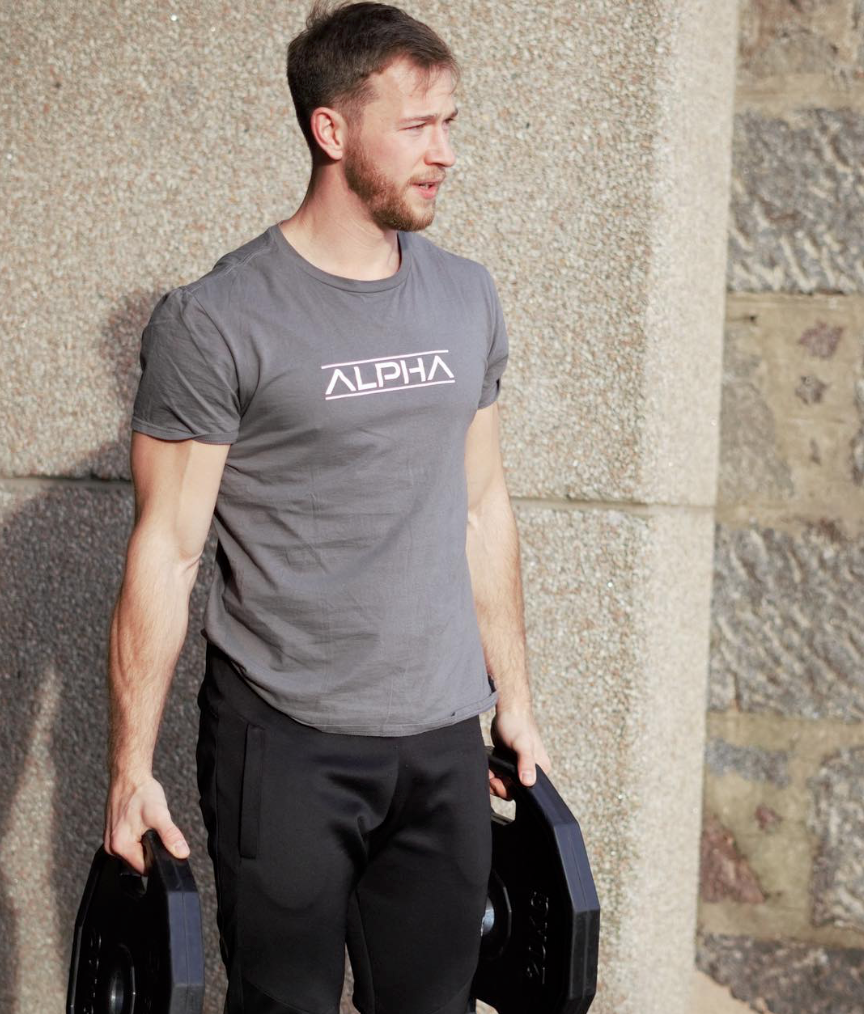 Starting an Activewear business - interview with Alphapparel founder Andrew