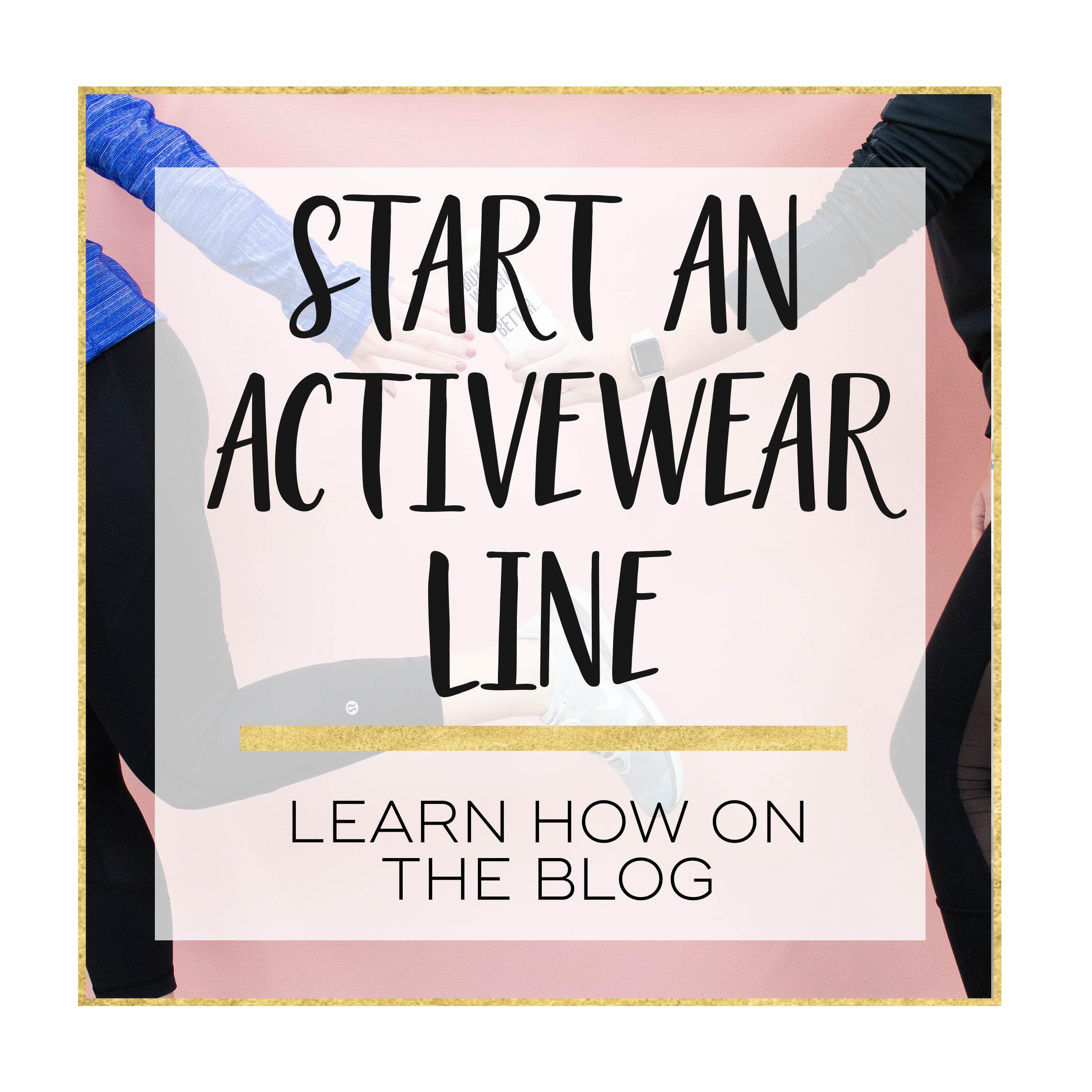 Activewear blog