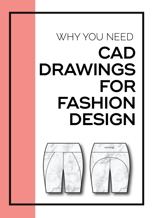 What Is A Technical Drawing And Why Do You Need One For Apparel Production The Fashion Business Coach
