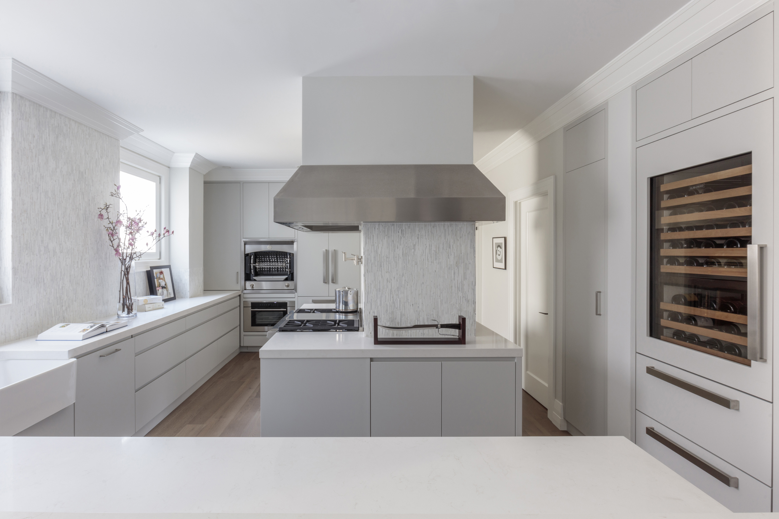 DESIGN415   San Francisco Pacific Heights Kitchen Remodel