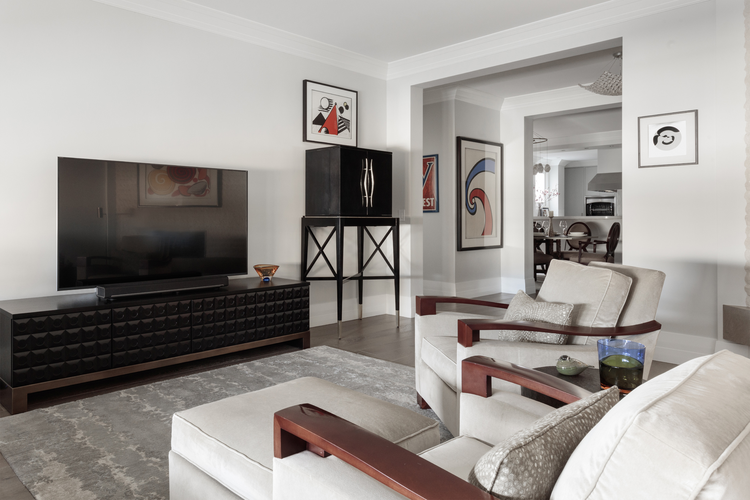 DESIGN415   San Francisco Pacific Heights Living Room Interior Design