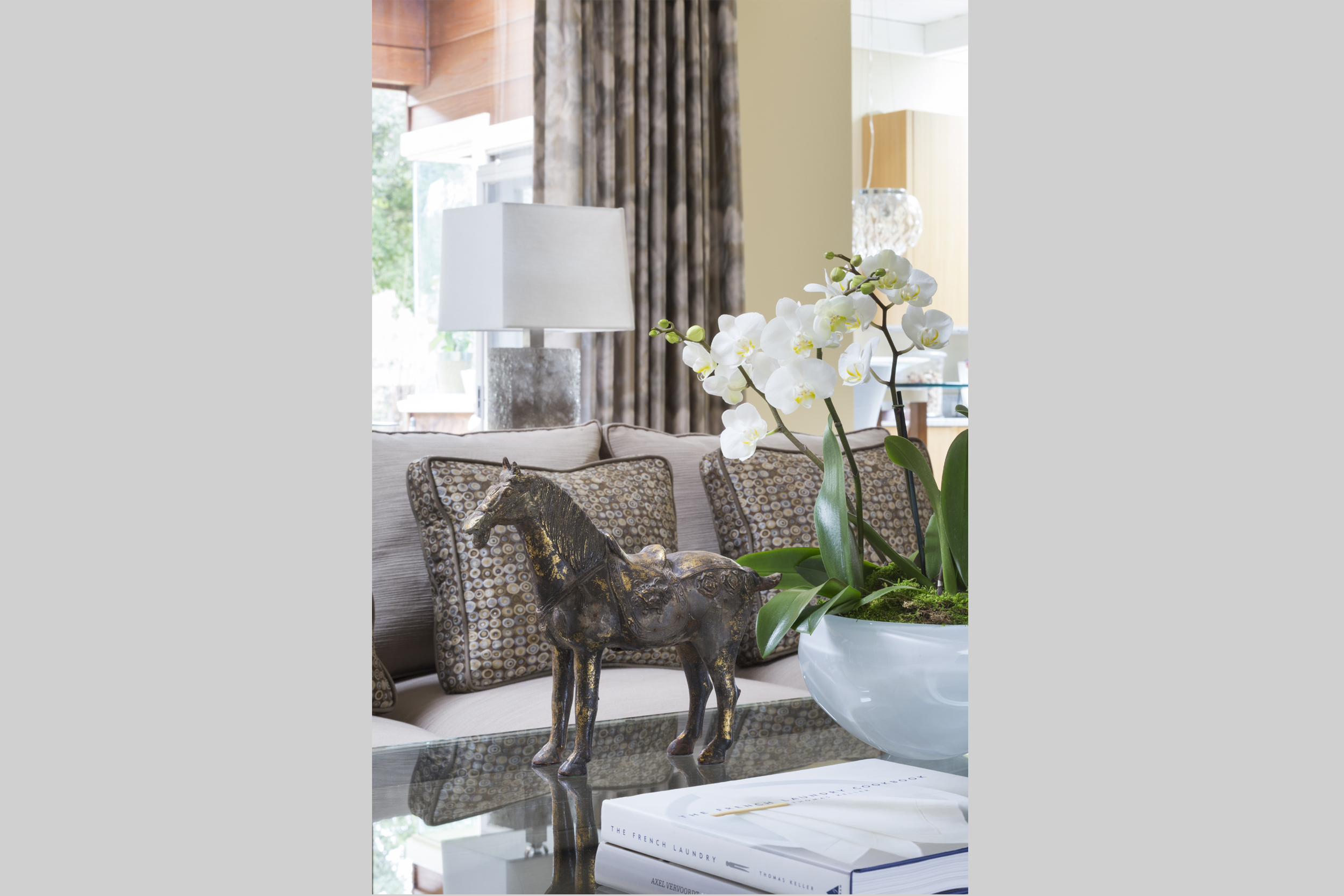 DESIGN415 | Atherton Living Room Accessories