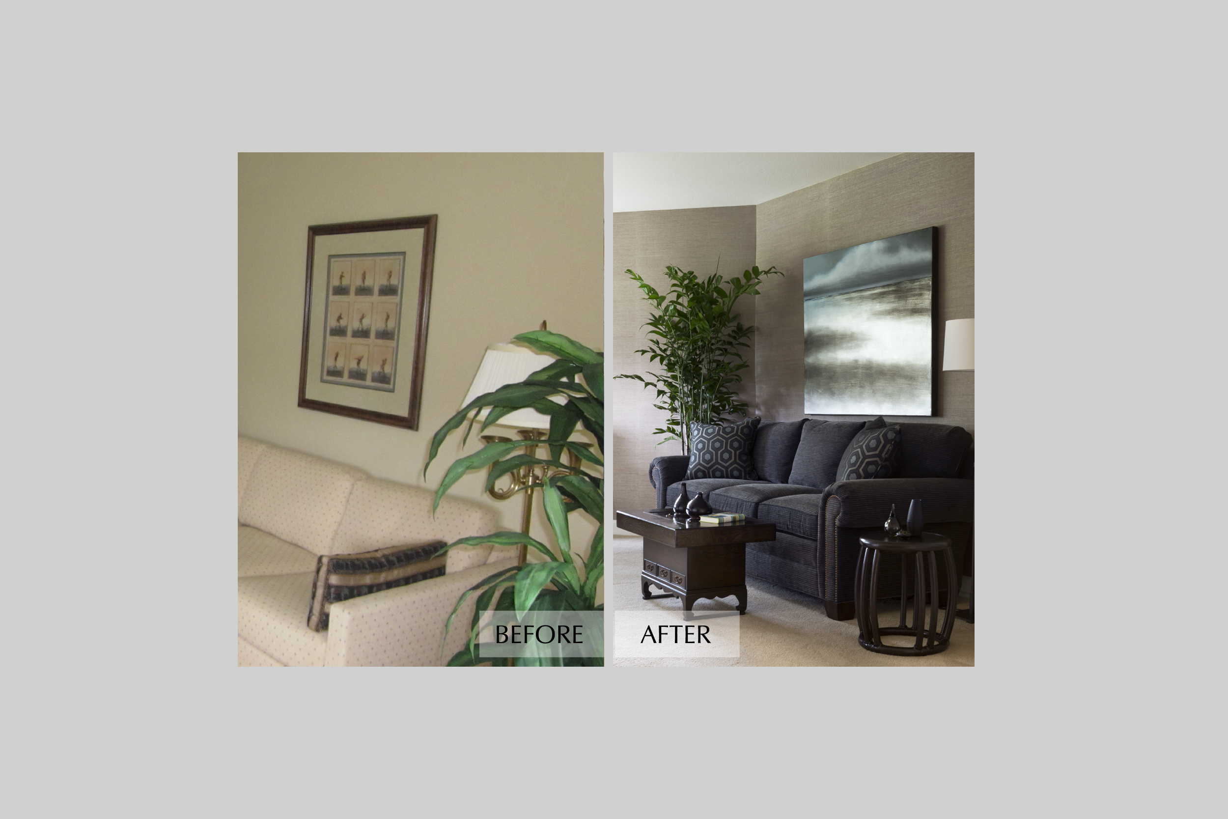 DESIGN415 | Before and After Half Moon Bay Interior Design