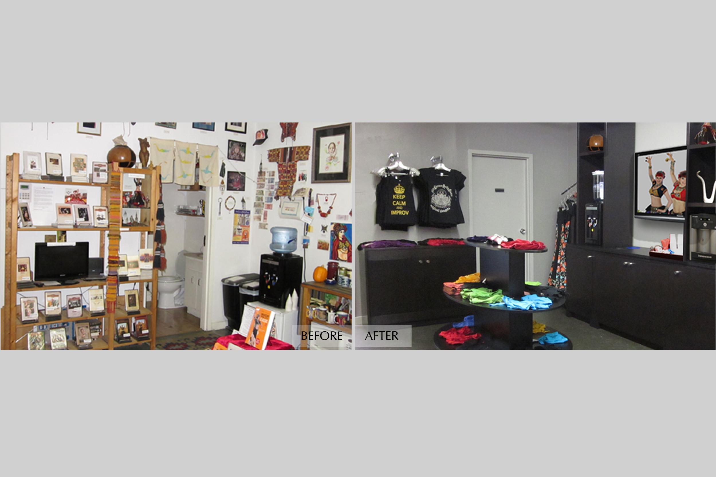 DESIGN415 | Commercial Retail Interior Design