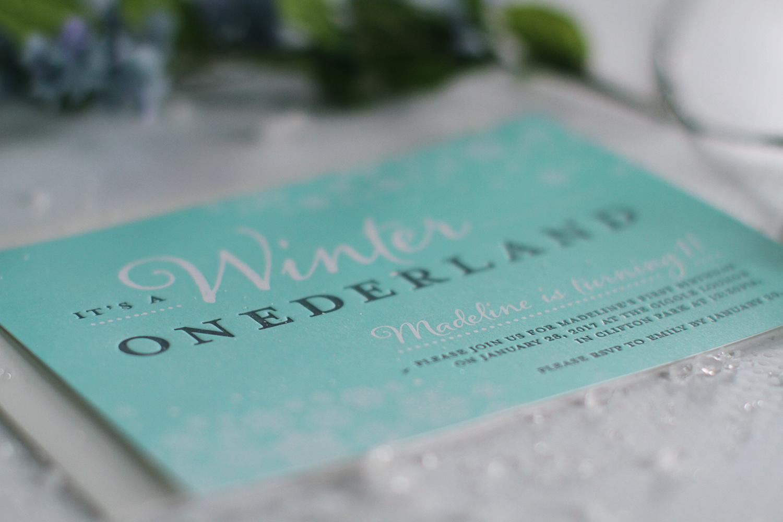 """Madeline's Winter """"One""""derland"""