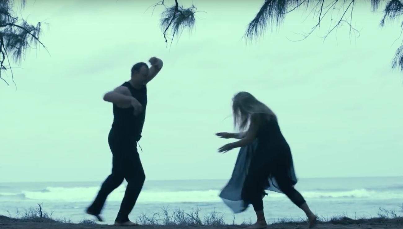 5Rhythms - Lucia Horan & Douglas Drummond