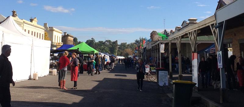 Clunes Booktown Festival 2017
