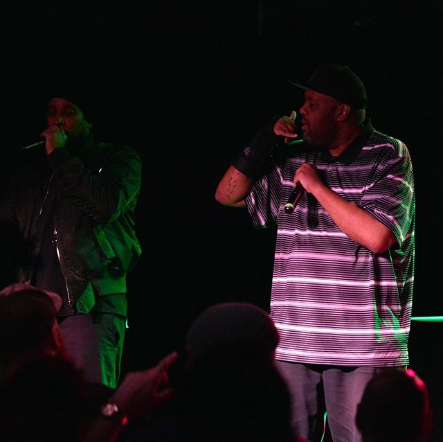 @officialblackalicious tour going strong. Thanks everyone for coming out! Photo by Dan Nawrocki