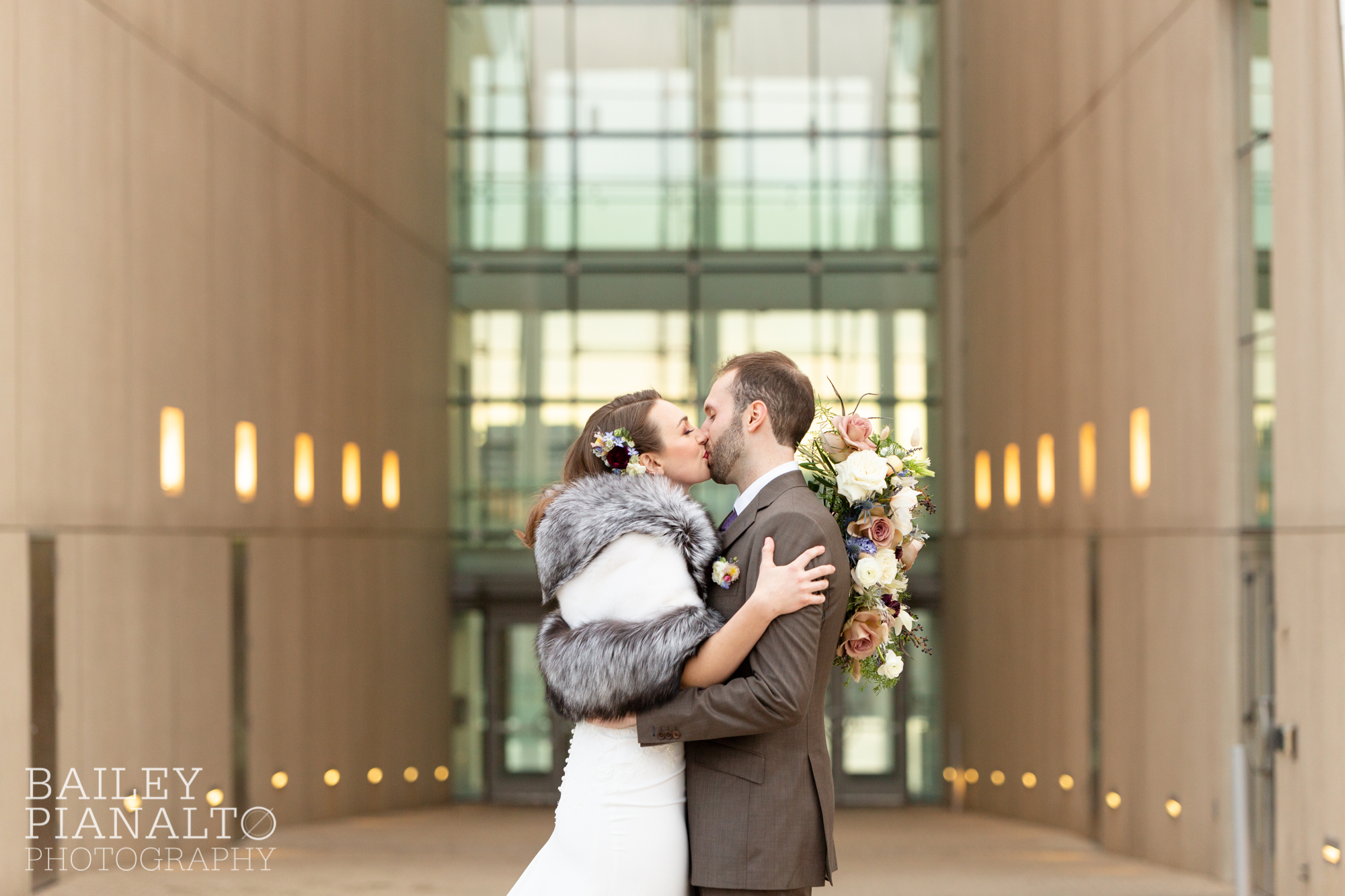 Wintry Wedding Inspiration at Webster House | Kansas City, MO