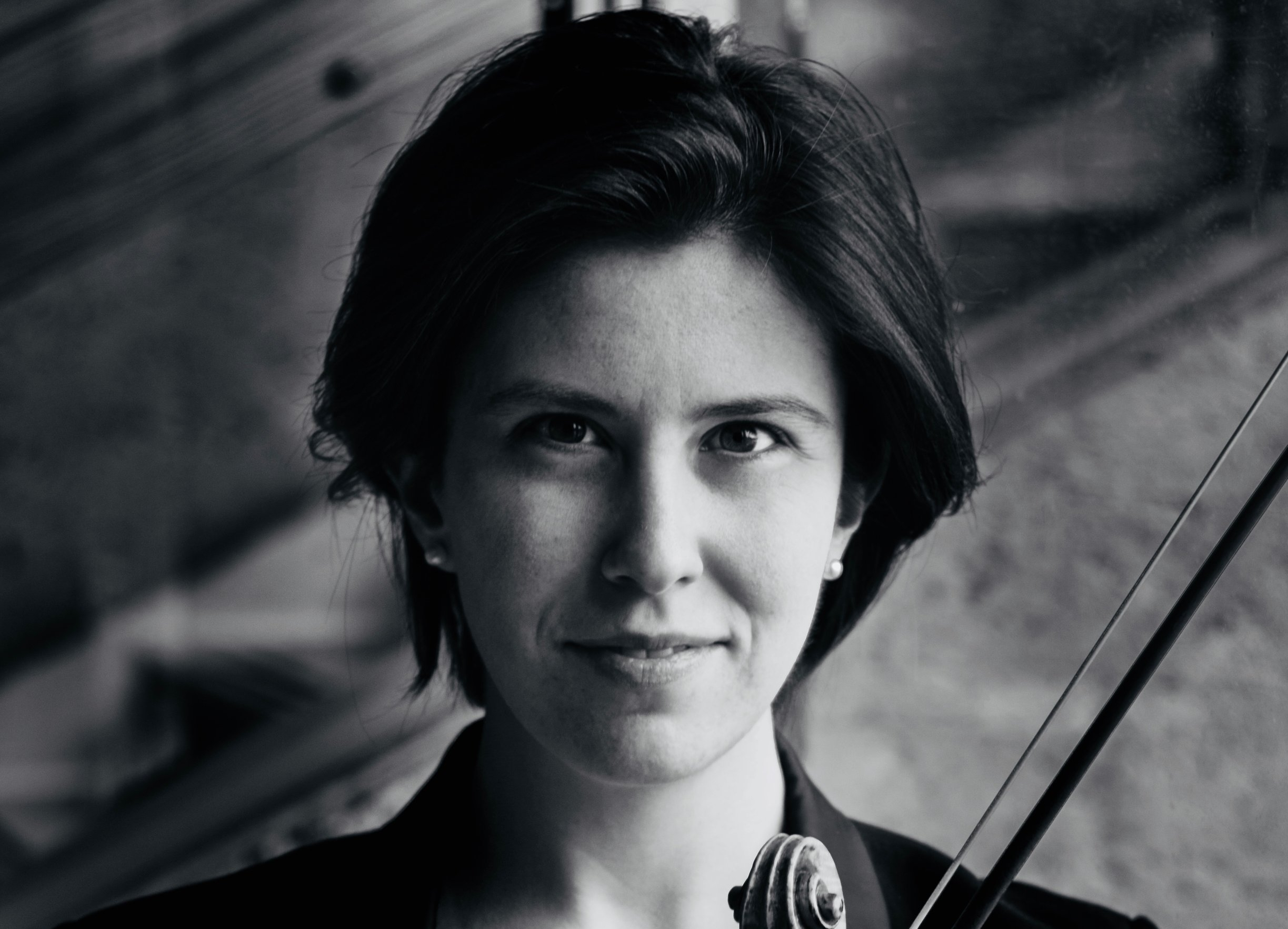 Marie Bégin - Violon