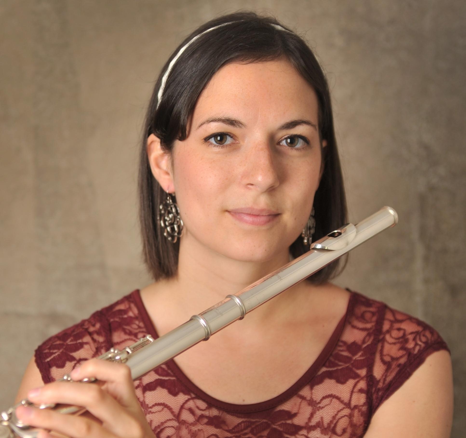 Julie Potvin-Turcotte, Flute