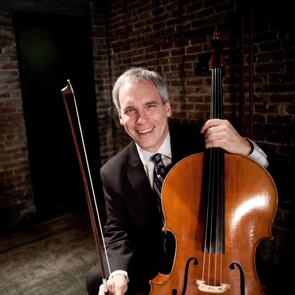 David Ellis, Violoncelle