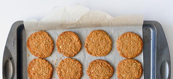 Salted Peanut Butter Cookies - Global Dish - Stephanie Arsenault