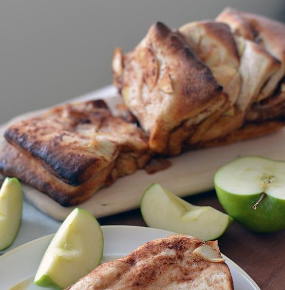 Apple Cinnamon Pull-Apart Bread - Stephanie Arsenault - Global Dish