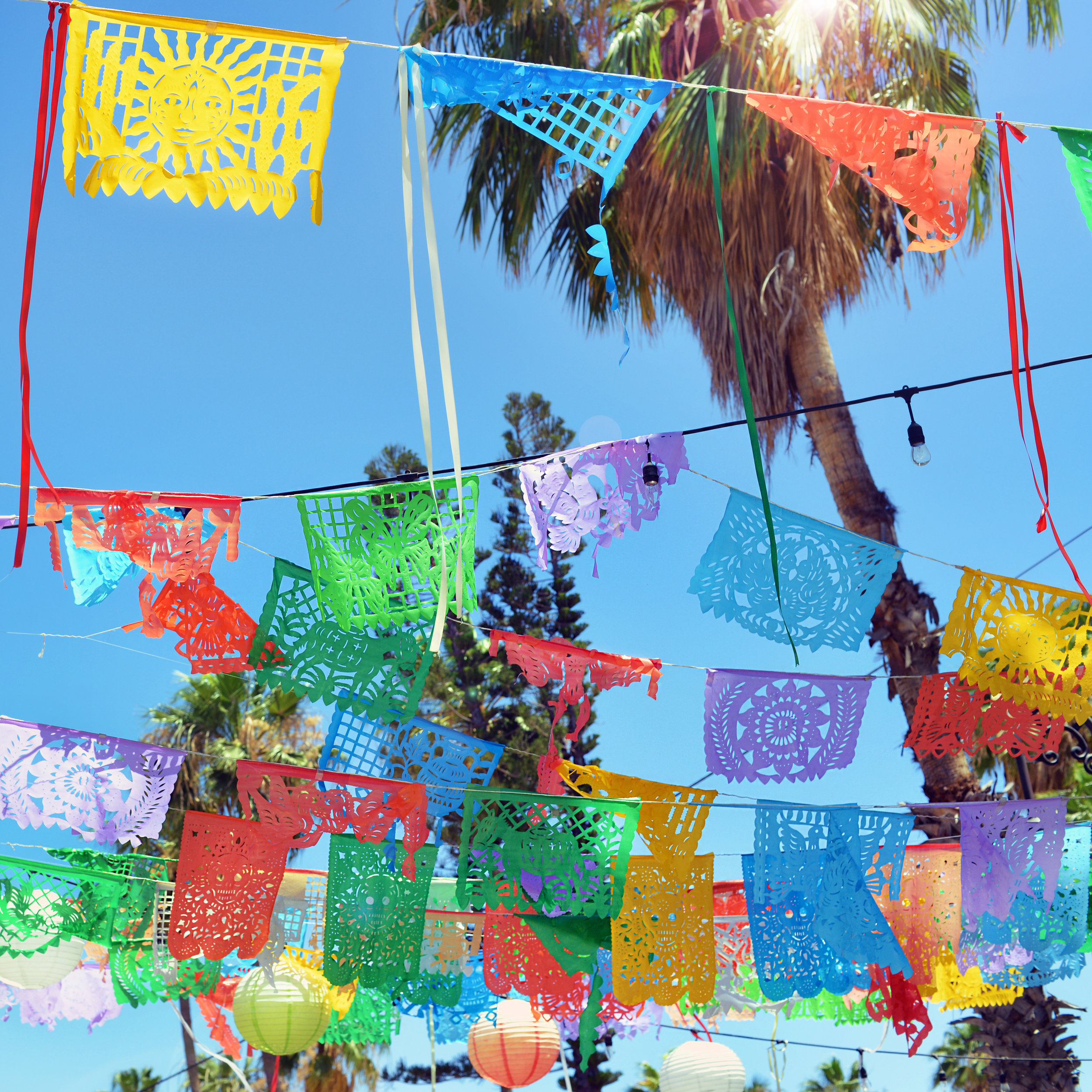 A rainbow of colour in San Jose del Cabo, Mexico - Global Dish - Stephanie Arsenault