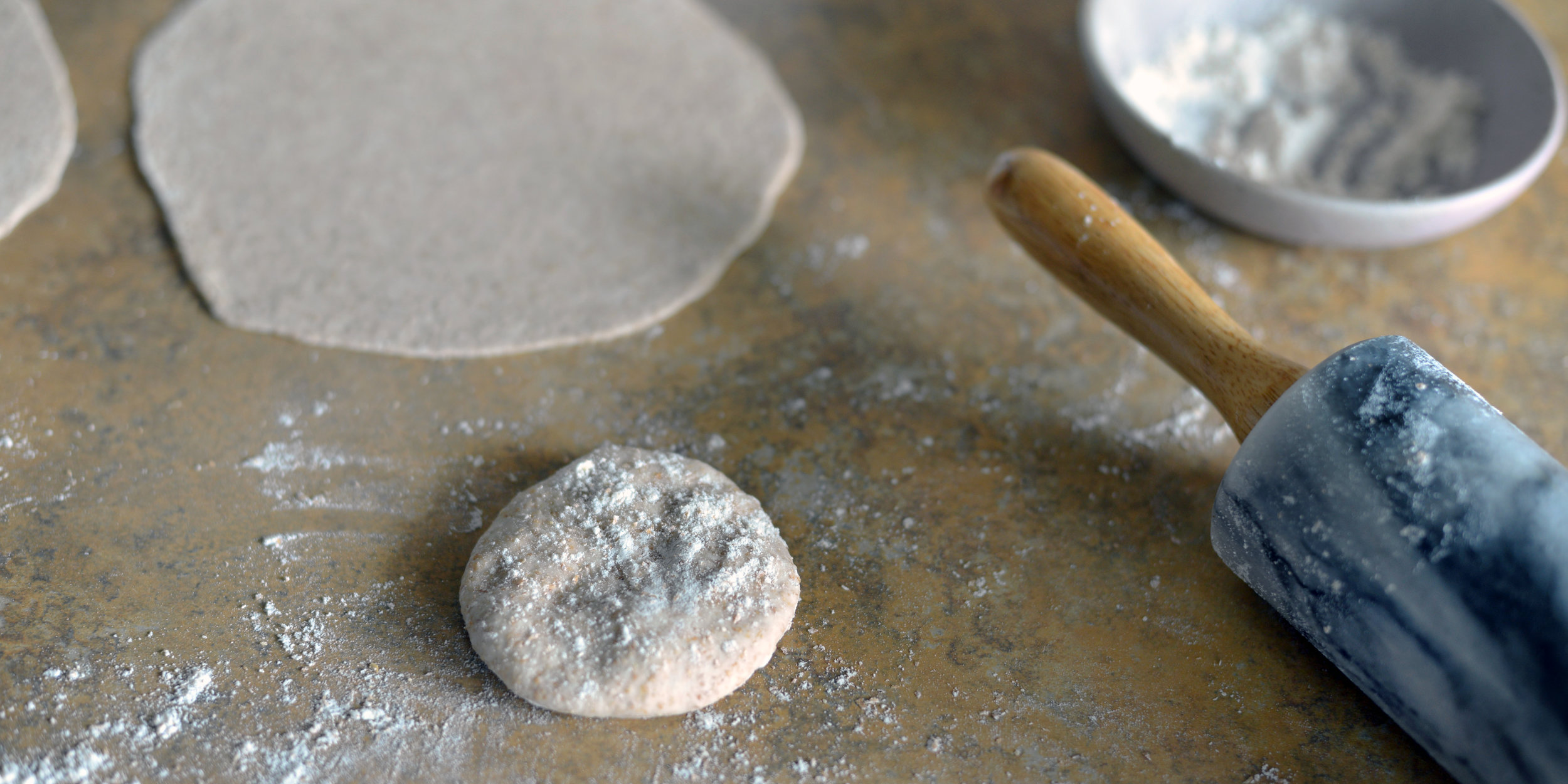 Whole-Wheat Roti - Global Dish - Stephanie Arsenault