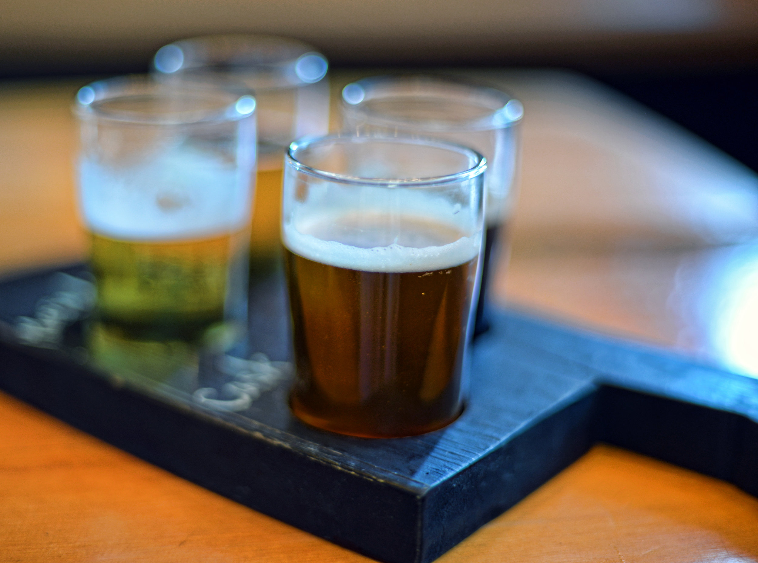 Sippin' Craft Beer in Saint John - Global Dish - Stephanie Arsenault