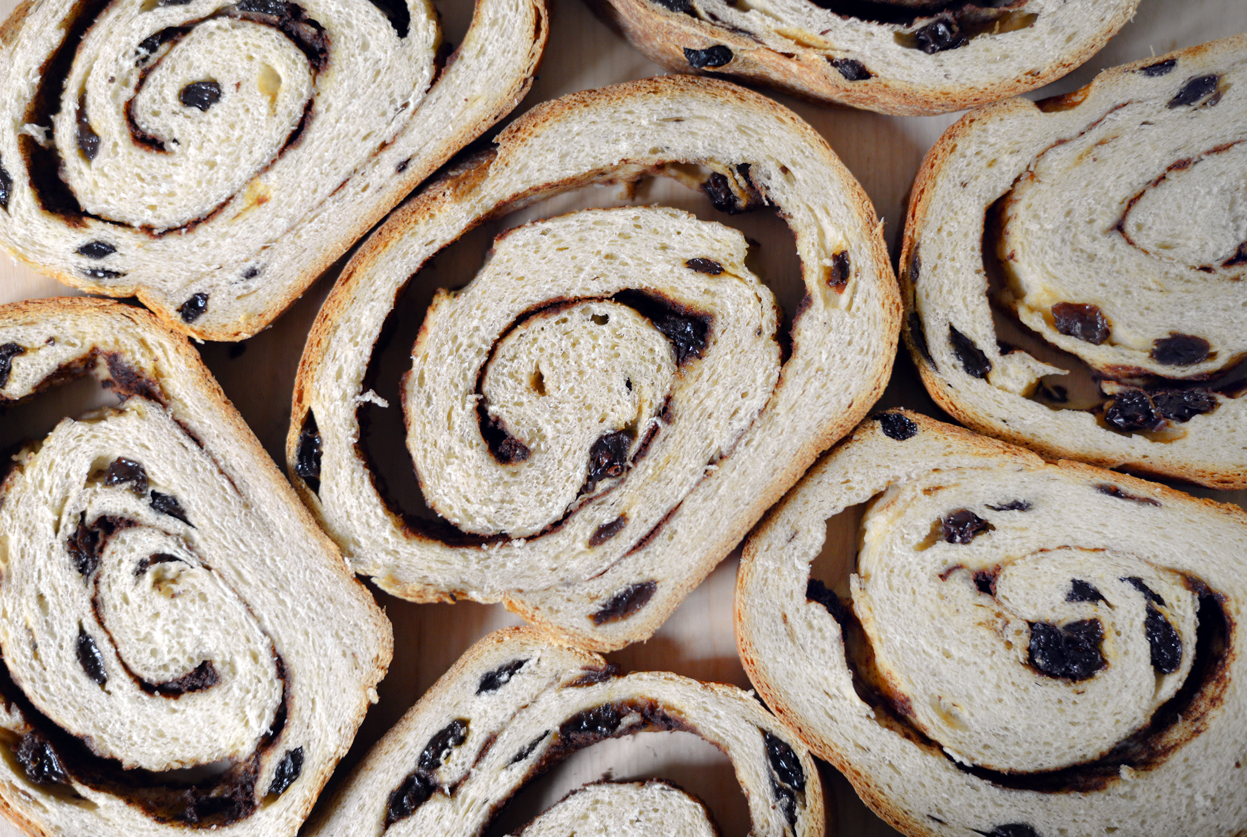 Cinnamon Raisin Bread - Global Dish - Stephanie Arsenault