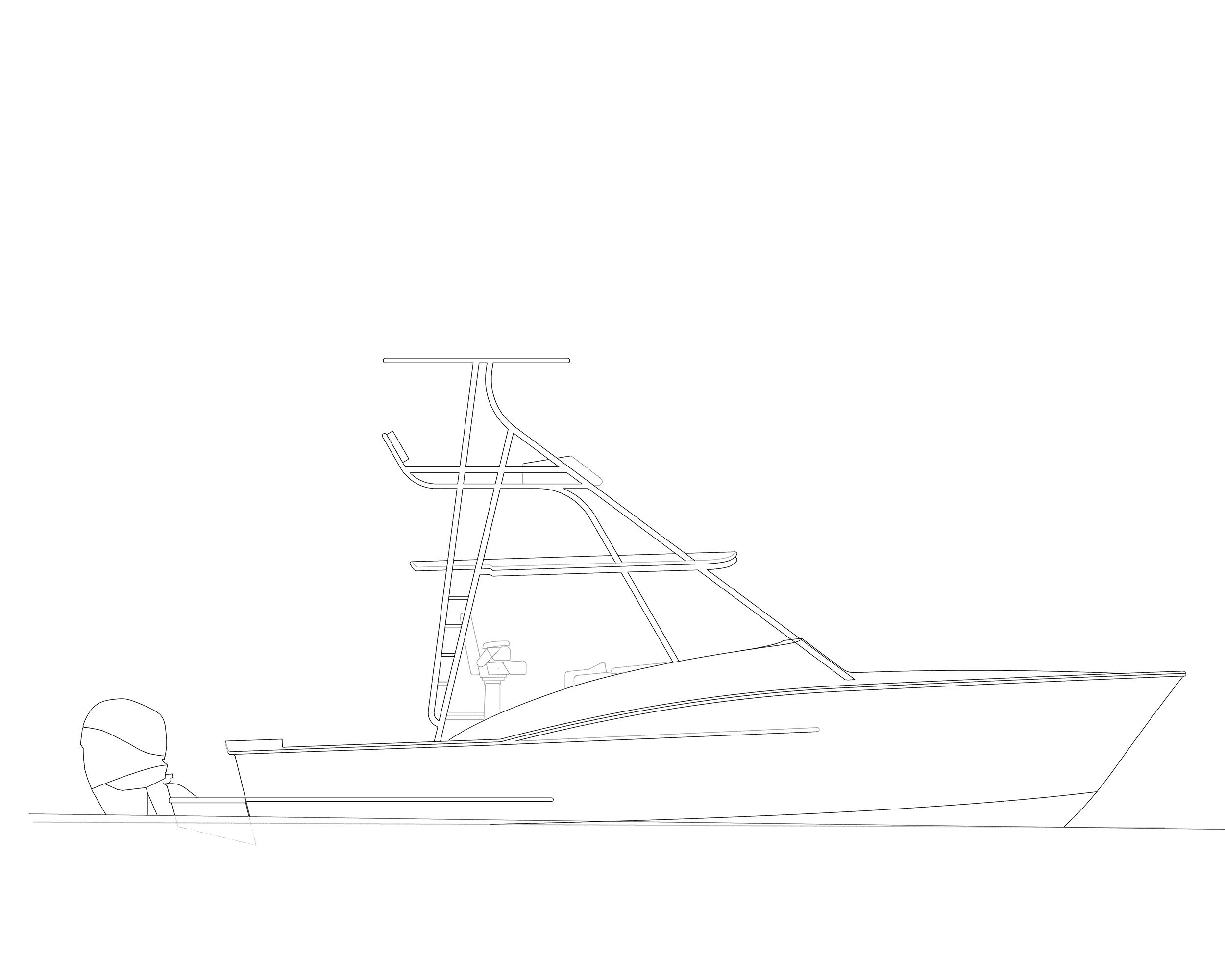 OBX 34 XP FE