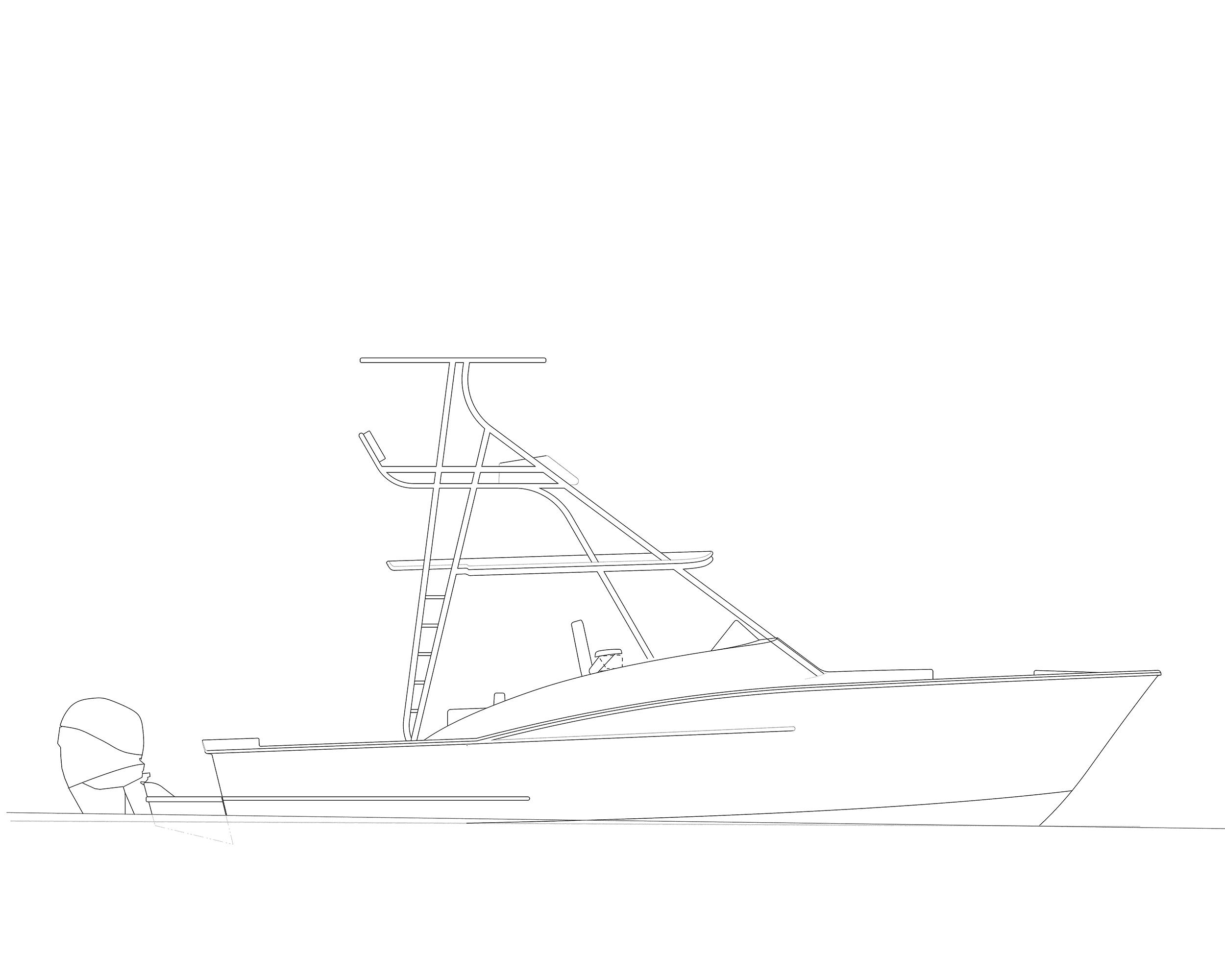 OBX 34 WA