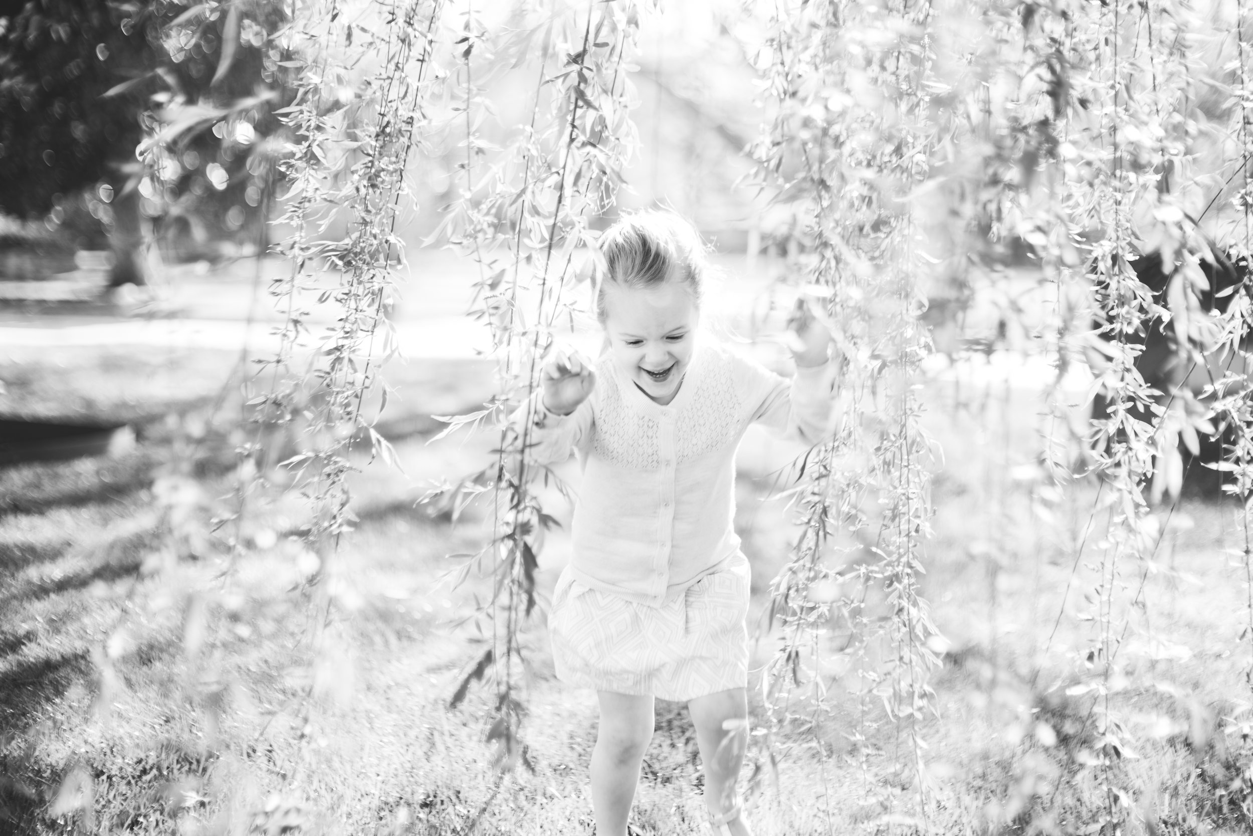 4 year old lifestyle session by Molly Thrasher
