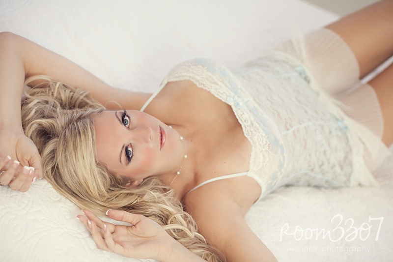 Boudoir photographer in Tampa