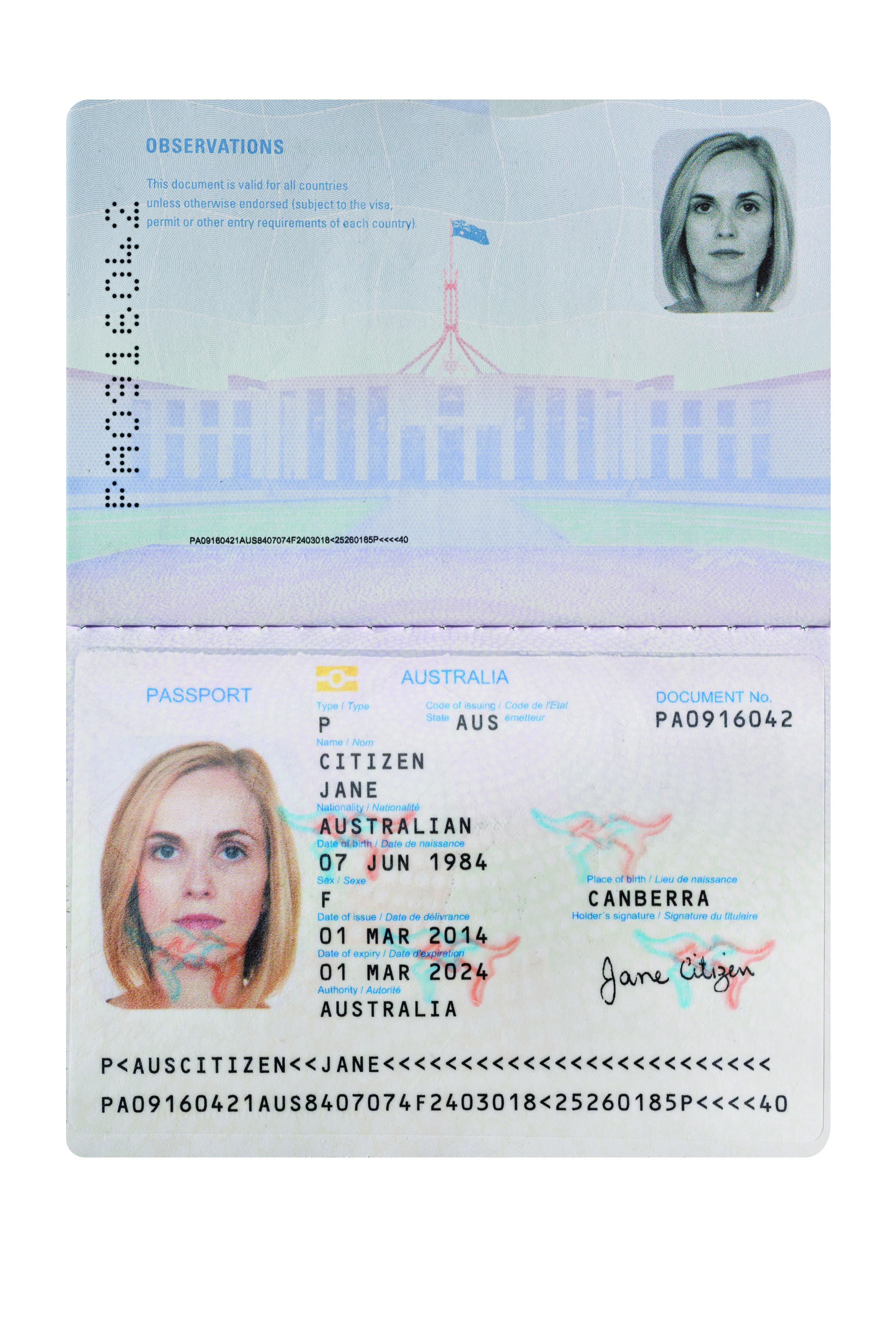 """Image result for new australian passport"""""""