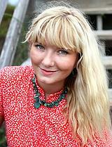 Co-Founder, Julie Savoie.