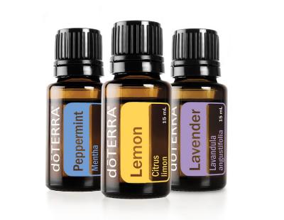 doTERRA Beginner Essential Oils