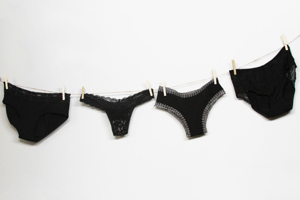 Feminine products have created a huge, unsustainable industry. Thinx underwear is a great, eco-friendly alternative for women on their periods. They're made by empowered women in Sri Lanka, and the Thinx foundation helps some of the 100 million girls missing school on their periods stay in school!