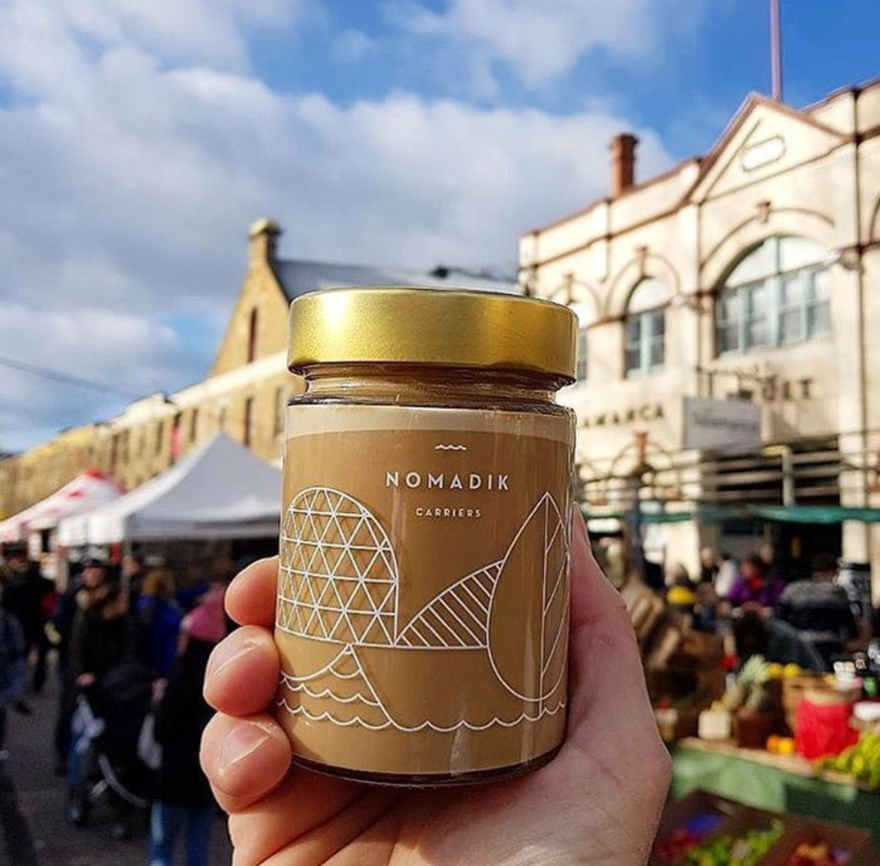 Nomadik Carriers Reusable Coffee Cup