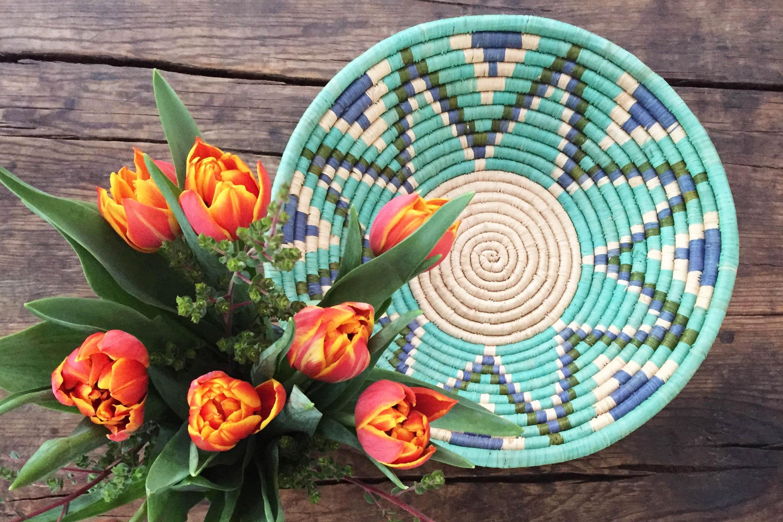 Weaving Hope Baskets Support CERESAV