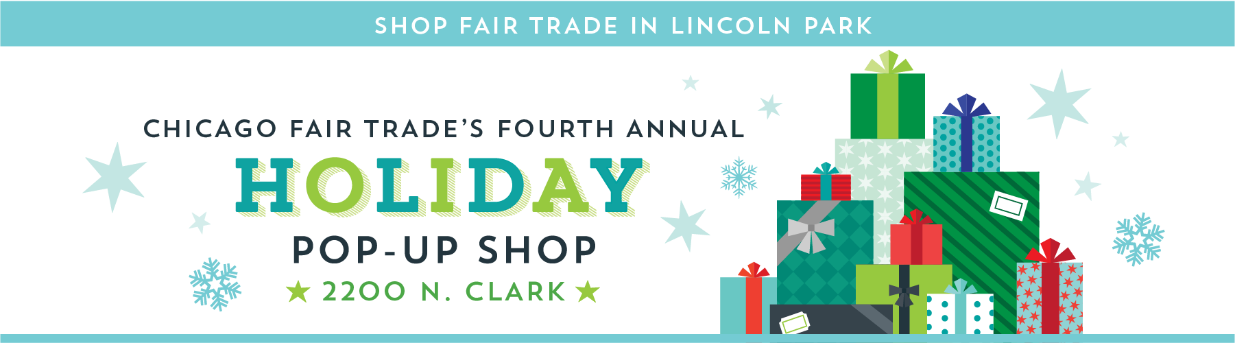 Chicago Fair Trade Holiday Pop Up is a Great Spot to Shop for Everyone on Your List