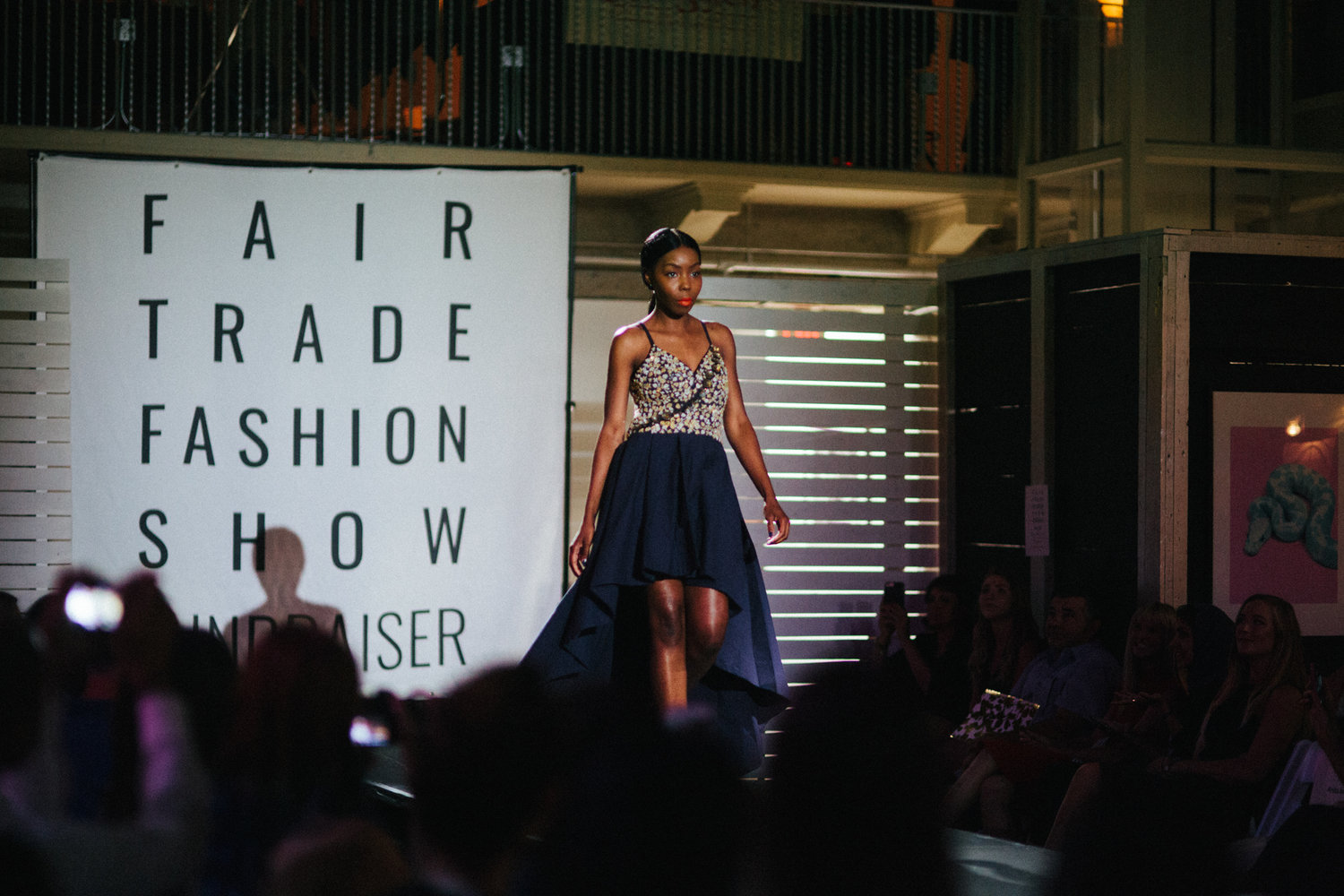 Read our recap of the    2017 Fair Trade Fashion Show   !
