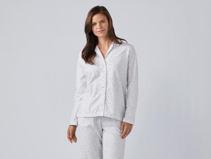 organic cotton pajama set